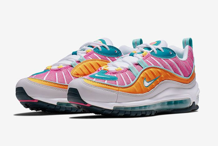 Nike Air Max 98 Easter Quarter