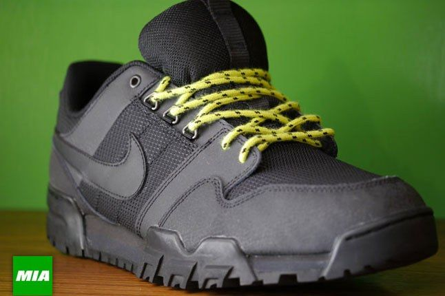 Nike Morgan 2 Black Toe 1