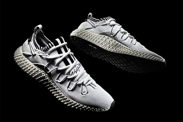 Adidas Y3 Runner 4 D Ii White Black Ef0902 Side Shot 5