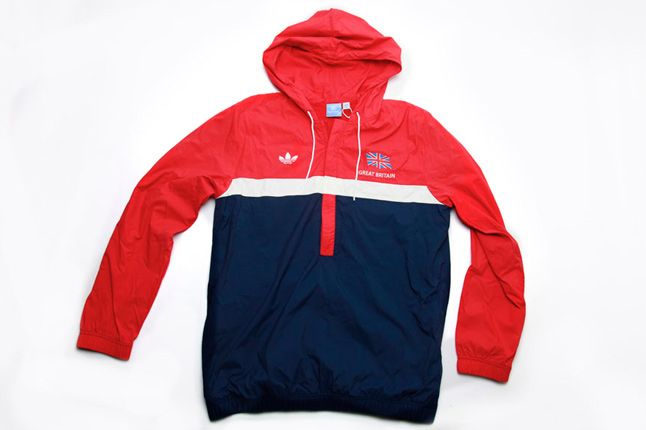 Adidas Originals Team Gb Windbreaker 01 1