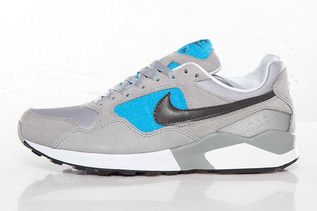 Nike Air Pegasus 92 Wolf Grey Blue Hero
