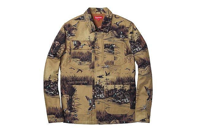 Dogs Duck Brown Jacket 1
