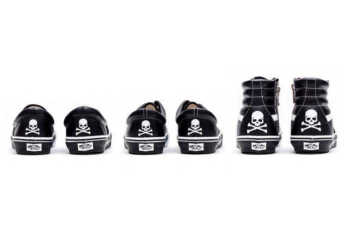 Mastermind Vans Collection