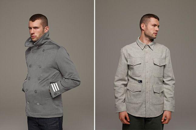 David Beckham Adidas Originals Fall Winter 2012 25 1