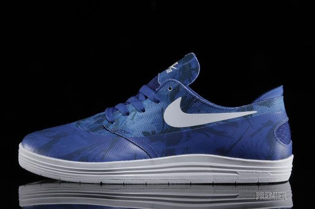Lunar One Shot World Cup Pack Blu Sideview
