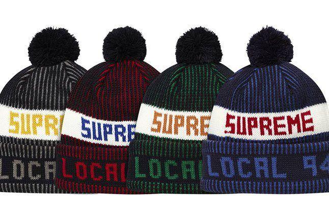 Supreme Local 94 Beanie 1