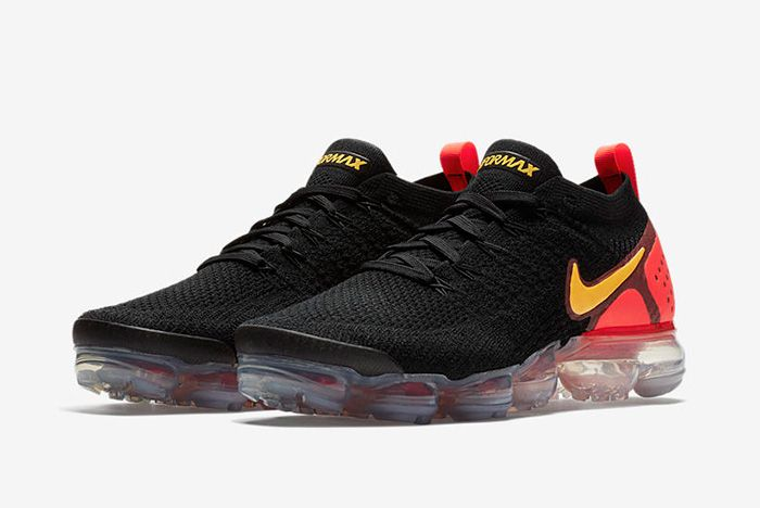 Nike Vapormax2 Laser Orange Release3