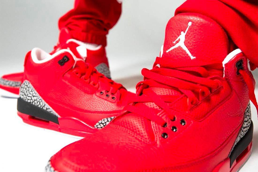 Dj Khaled X Air Jordan 3 Grateful 2
