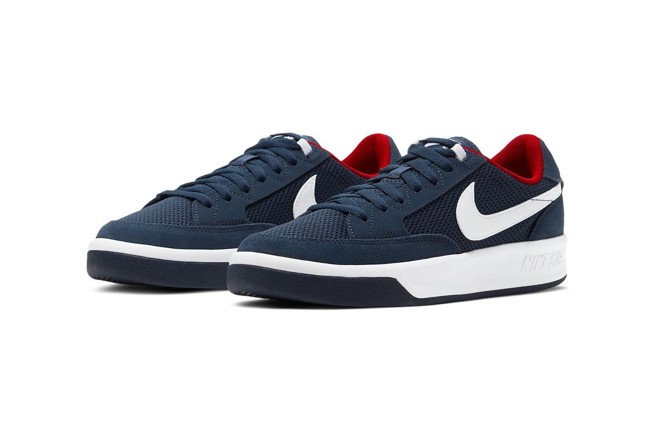 Nike SB Adversary Blue Angled