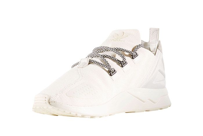 Adidas Zx Flux Adv X White Mesh 1