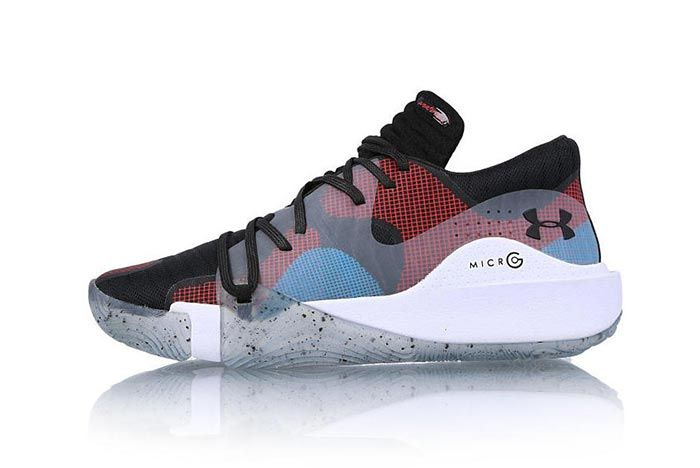 Under Armour Spawn Low Side Shot 2