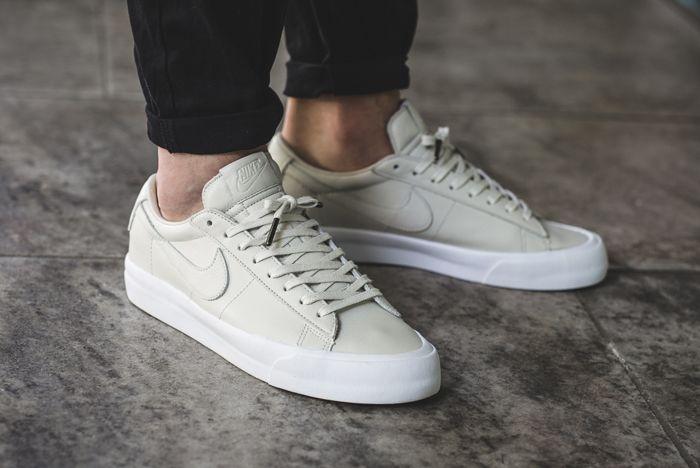 Nike Blazer Low Studio On Foot 7