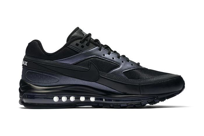 Nike Air Max 97 Bw Black Metallic Hematite Ao2406 001 6