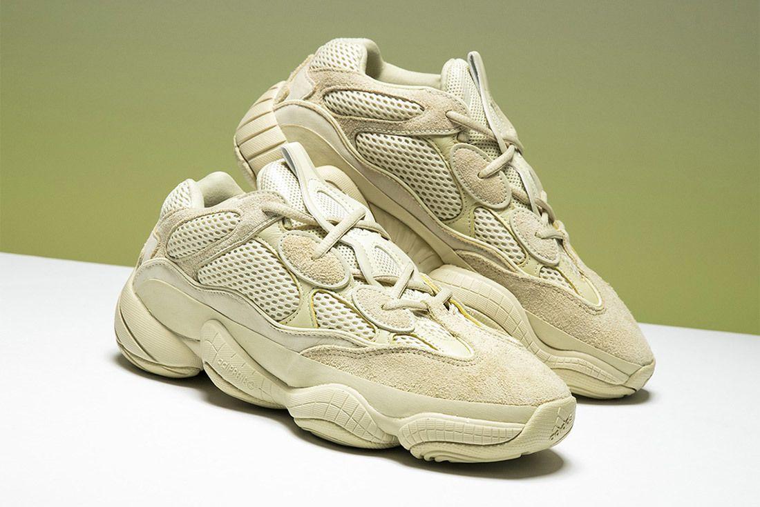 Adidas Yeezy 500 Super Moon Yellow Sneaker Freaker 2