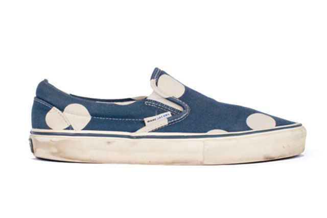 Vault X Marc Jacobs Classic Slip On Lx