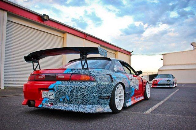 Insane Drifters 2014 Drift Cars 5