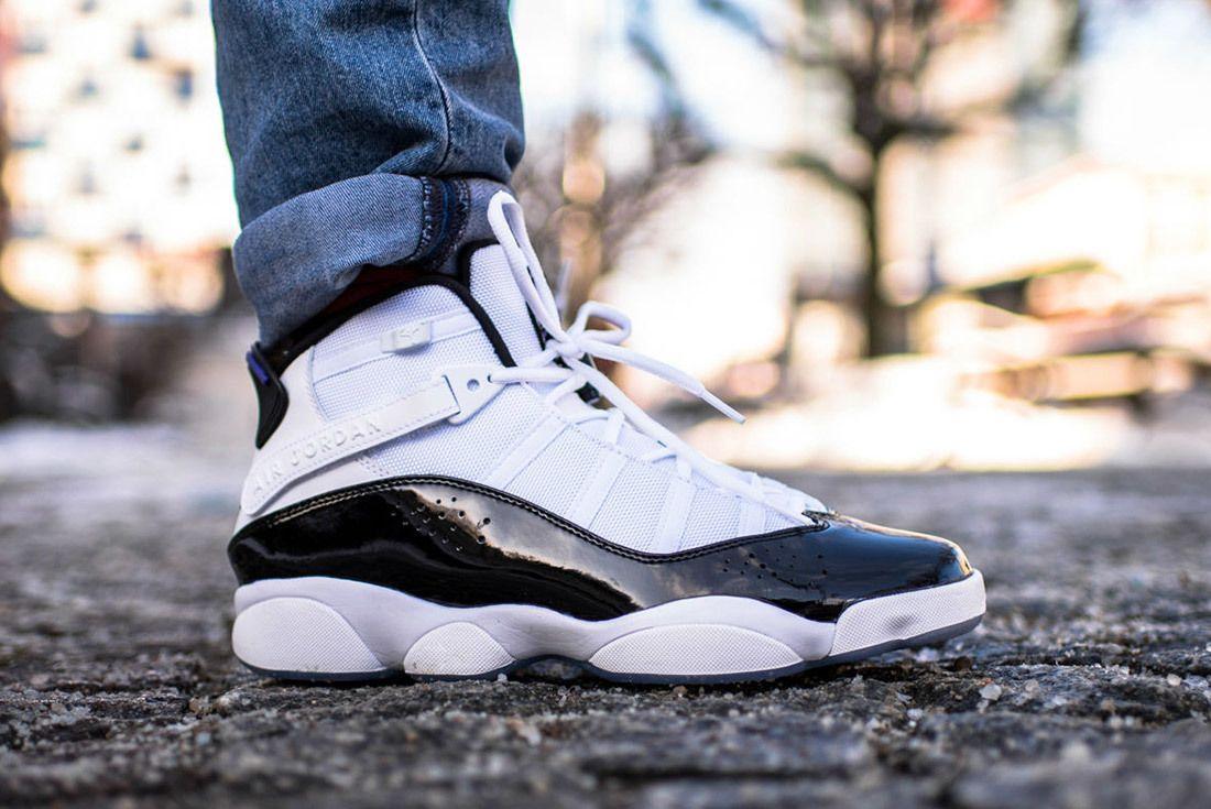 Air Jordan 6 Rings Concord Sneaker Freaker 2