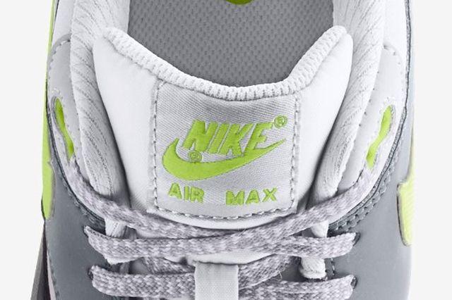 Nike Air Max 1 Dark Grey Volt 5