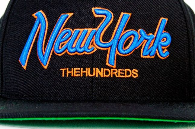 The Hundreds Snapback Ny 1