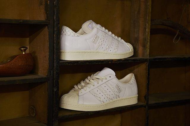 Undefeated Adidas Consortium Superstar 10Th Anniversary 2