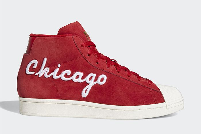 Adidas Pro Model Chicago All Star Right