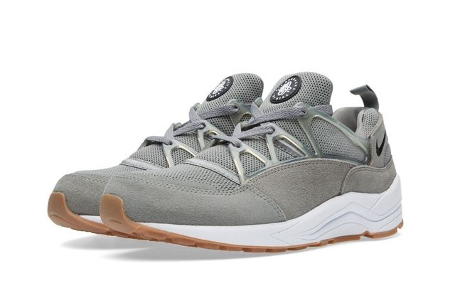 Nike Huarache Light Tumbled Grey 4