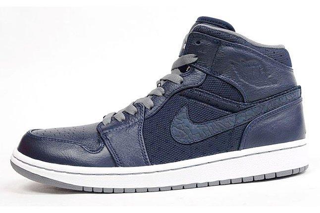 Nike Air Jordan 1 Phat Navy 3 1