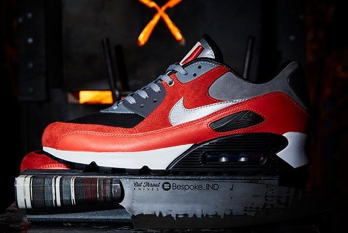 Cut Throat X Bespoke Ind Air Max 90 3