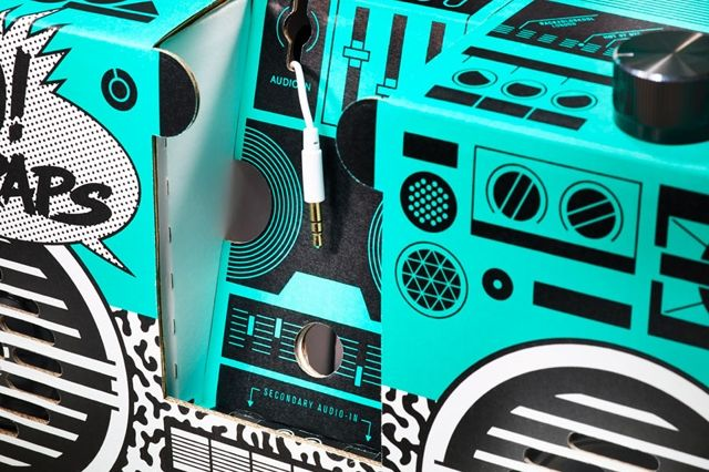 Berlin Boombox Yo Mtv Raps Boombox 9