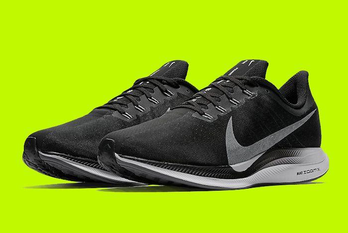 Nike Zoom Pegasus Turbo Black 1 Sneaker Freaker