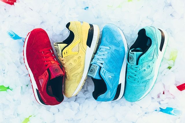 Saucony Grid Sd No Chill