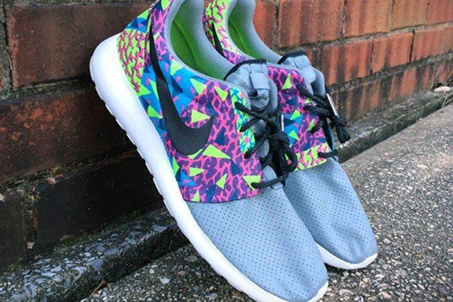 Nike Roshe Run Bel Air Customs 1