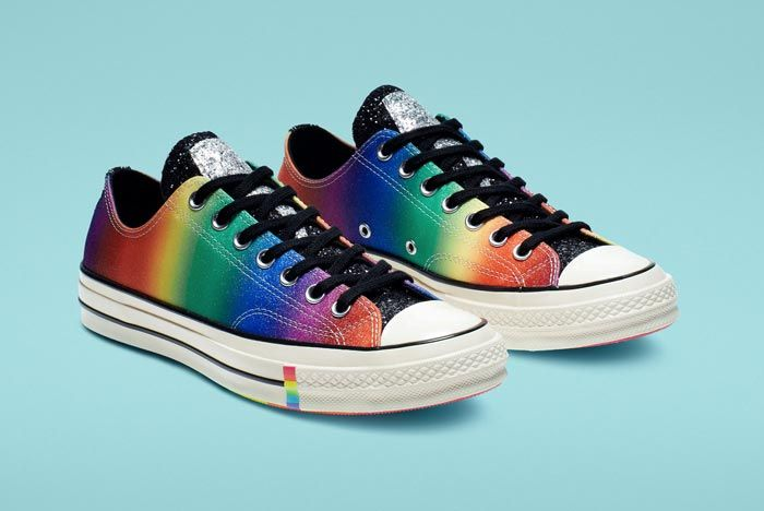 Chuck 70 Pride Low Top Pair