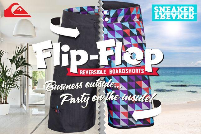 Flip Fliops Quicksilver Sneakerfreaker Main Image 1
