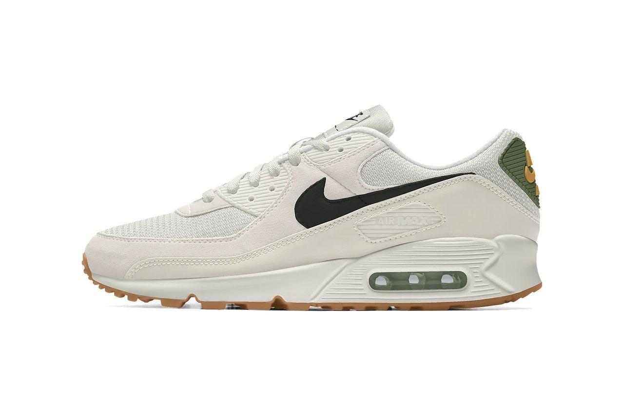 SHABBAAAAA Nike By You Air Max 90 Left