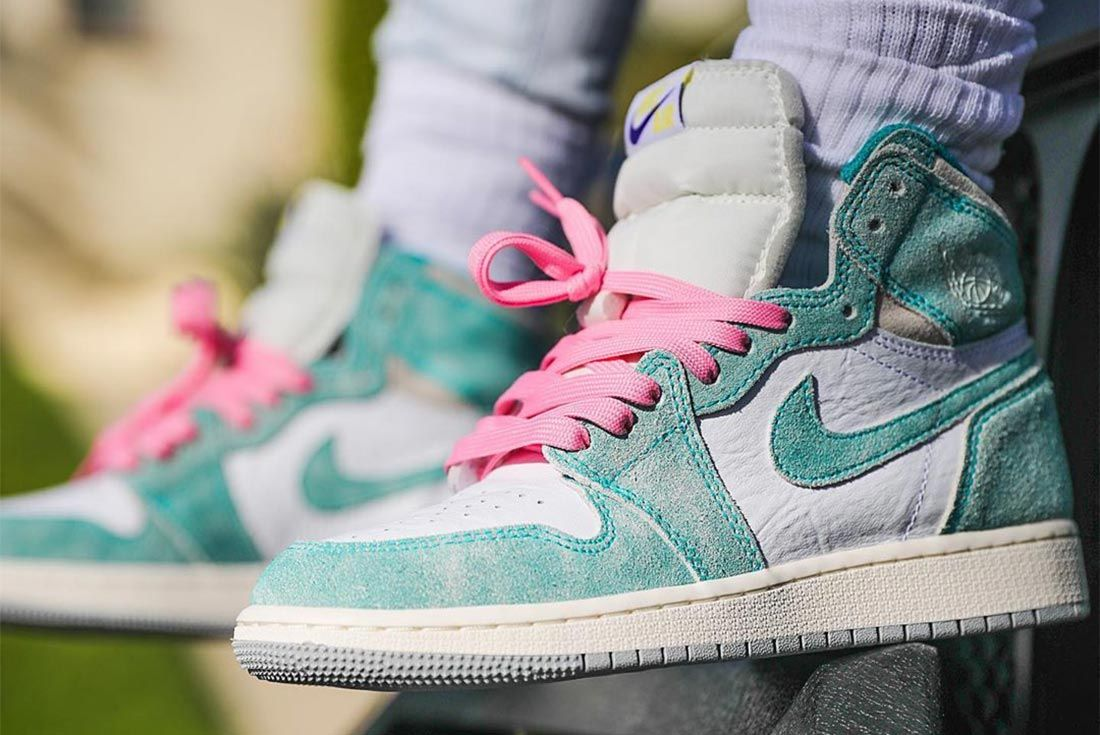 Here S How People Are Styling The Air Jordan 1 Turbo Green