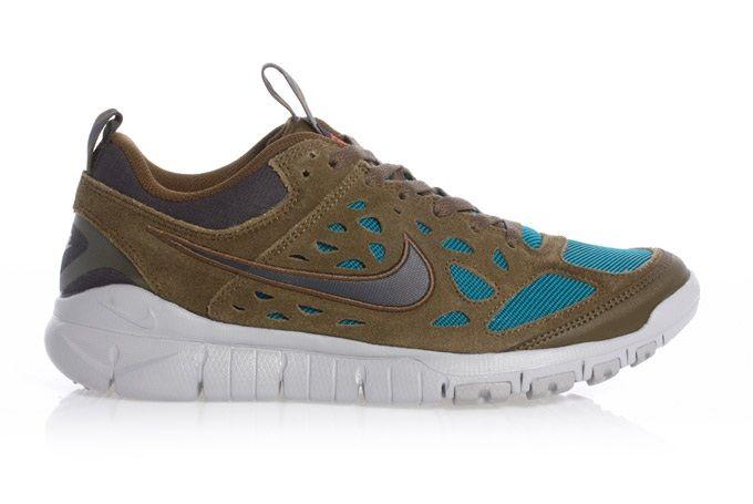 Nike Free Trail Albis Olive
