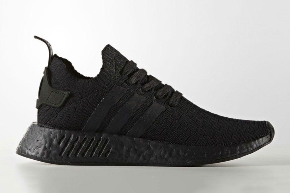 Adidas Nmd R2 Triple Black Release Date 3