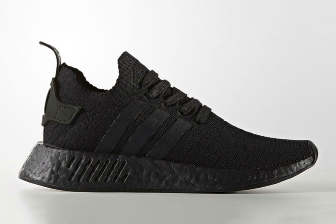 Adidas Nmd R2 Triple Black Release Date 3