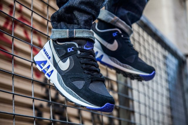 Nike Air Stab Persian Violet Bumper 1