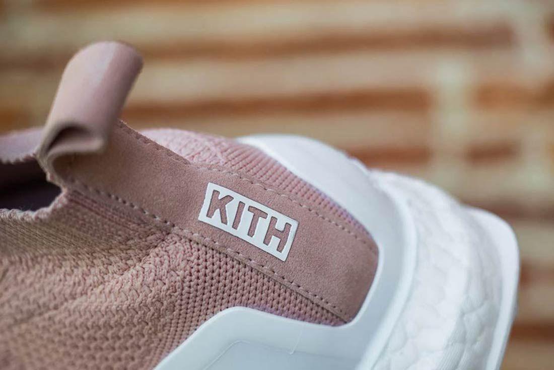Kith X Adidas Ace 16 Ultraboost Vapor Pink 4