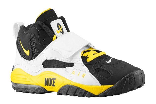 Nike Air Max Speed Turf Tour Yellow 4