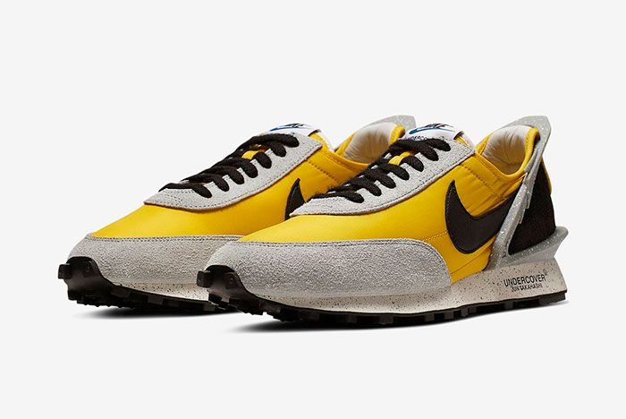 Undercover Nike Daybreak Official Pics Front Angle Shot 2