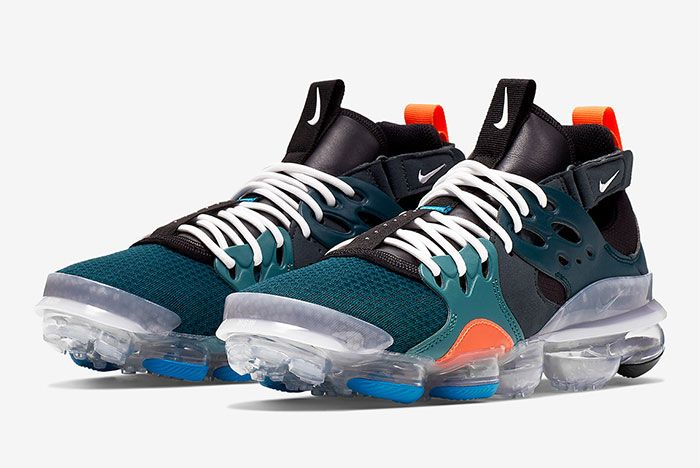 Nike Air Vapormax Dmsx At8179 300 Three Quarter Lateral Side Shot