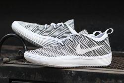 Nike Solarsoft Costa Kjcrd White Black Thumb