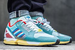 Adidas Originals Zx Flux 000 Og Weave Pack Thumb