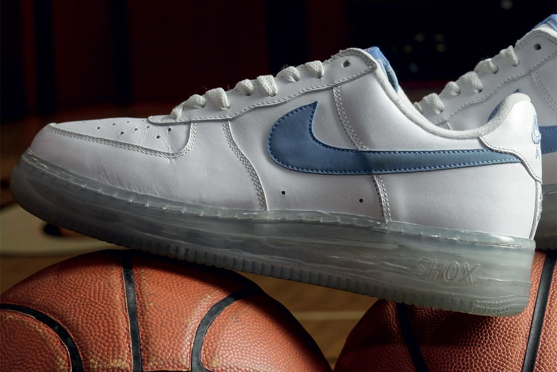 The Chicks With Kicks Sneaker Freaker Interview Nike Air Force 1 Shox 2009