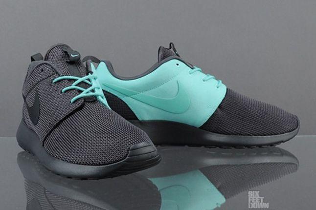 Nike Roshe Run 2Faced Black Hero 1