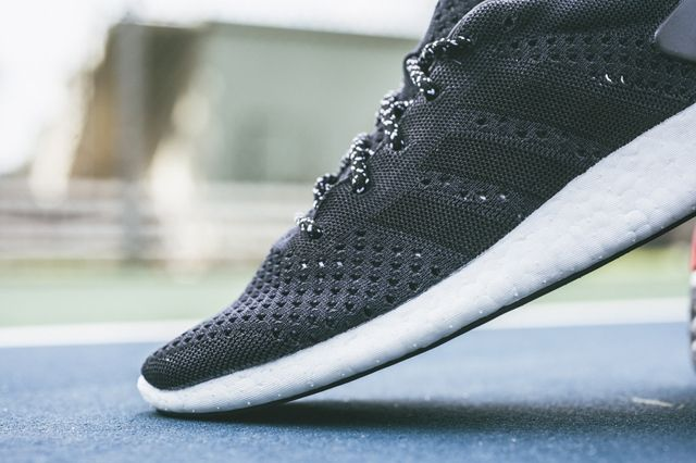 Adidas Primeknit Pureboost Black 3