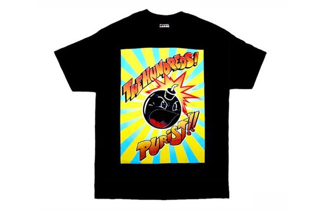 Purist Boutique The Hundreds Tee 2 1